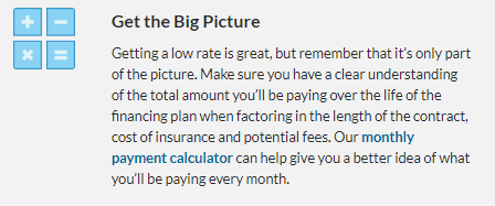 ally auto loans review ally auto loan calculator car financing monthly payment calculator