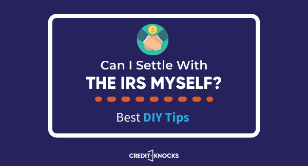 how much will the irs settle for?
