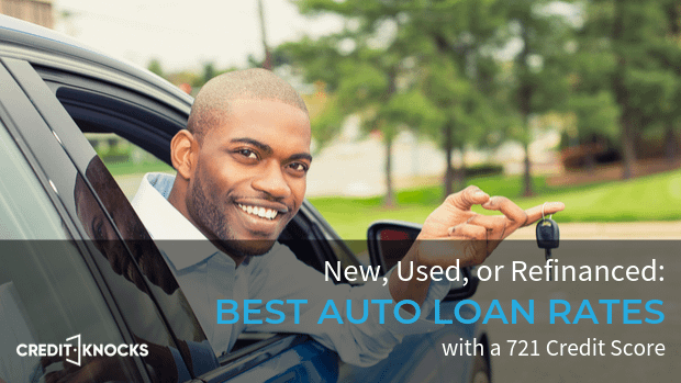 721 car loan rate auto loan interest rate with 721 credit score car loan rate