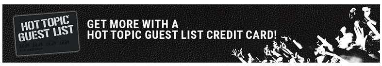 hot topic credit card apply, hot topic credit card review