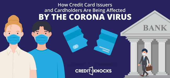 covid-19 affects credit cards