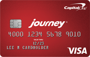 journey student credit card