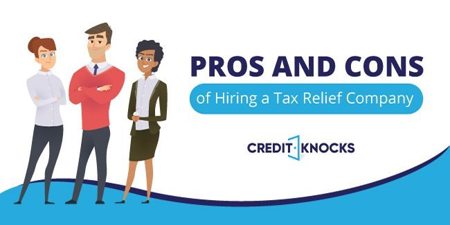 tax debt relief pros and cons