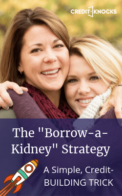 The Borrow-a-Kidney Strategy - Authorized User