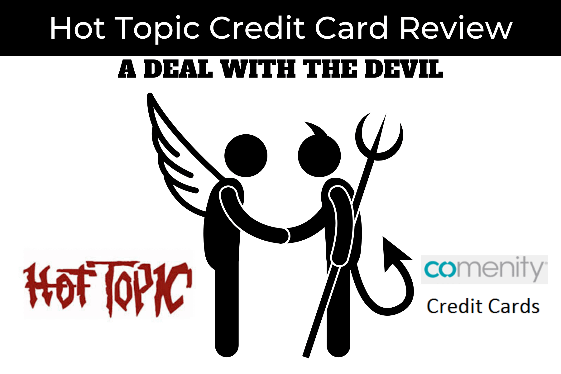 Comenity Hot Topic Credit Card, Hot Topic Comenity Bank Credit Card, Comenity Hot Topic Card