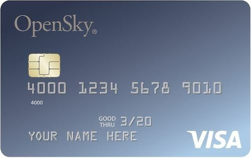 opensky visa secured card