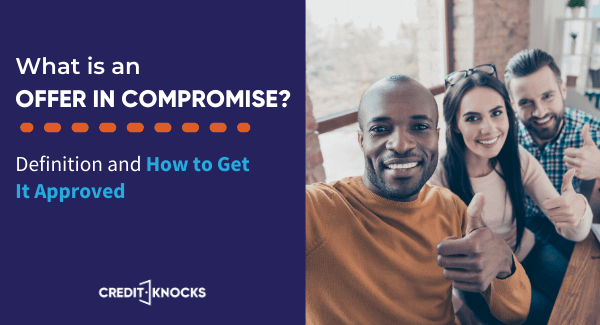 What is an offer in compromise