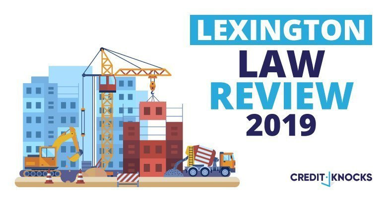 Lexington Law Review 2019 credit repair