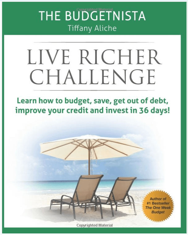 live richer academy, budgeting