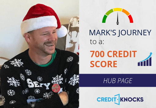 Journey to 700 credit score hub