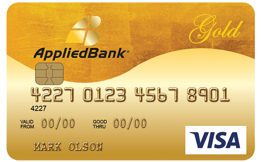 applied bank visa gold