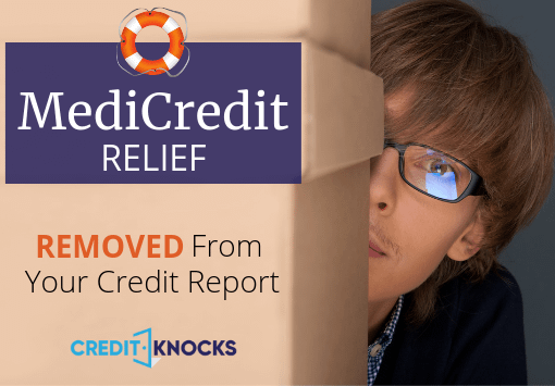 How to Remove MediCredit from Your Credit Report
