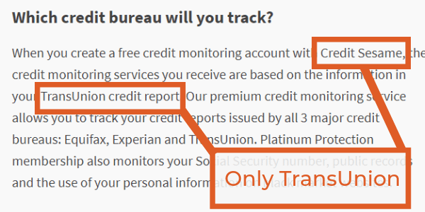 Free Credit Monitoring Services TransUnion