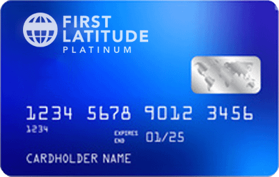 first latitude card