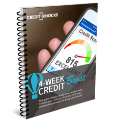 4 Week Credit Boost