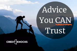 Credit Knocks Advice You Can Trust
