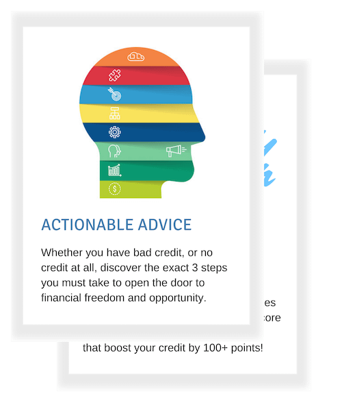 Credit Action Steps