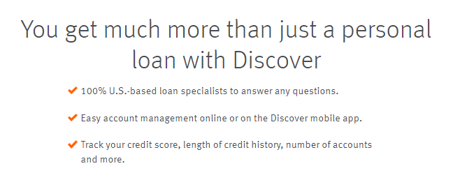 discover personal loans review mobile app free credit score loan specialists