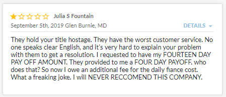 ally auto finance review customer reviews unable to understand customer service representatives english