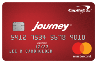 capital one journey student card