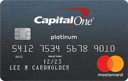 capital one secured credit card