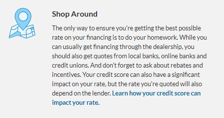 ally bank auto finance review shop around find a dealer